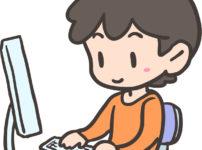 パソコン絵